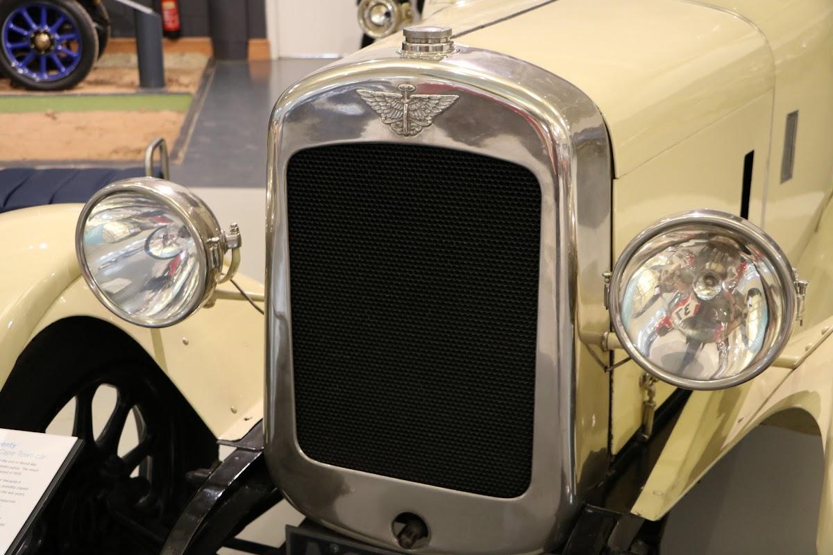 The British Motor Museum 0519.JPG