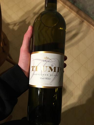 Trump 2015 Sauvignon Blanc