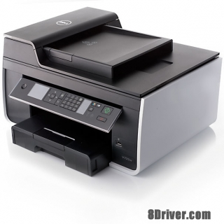 download Dell V725w printer's driver