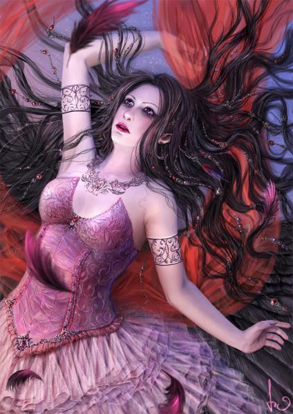 Cold By Irulana, Vampire Girls 2