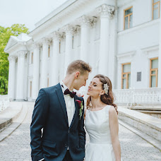 Wedding photographer Olga Shulginova (lelechkash24). Photo of 20.06.2017
