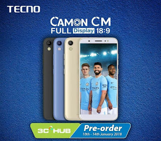 tecno camon cm specifications and price