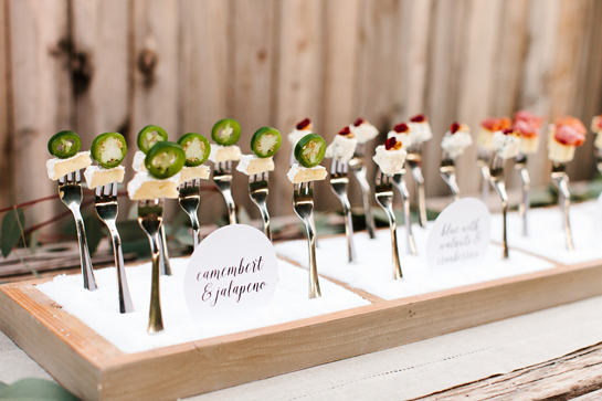 cheese-fork-wedding-display-idea-tomkat-studio