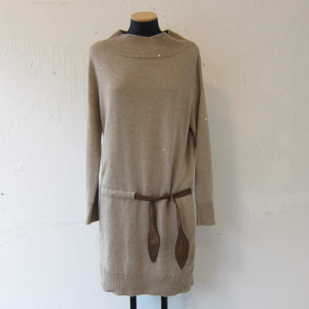 Brunello Cucinelli DressShophousingworks Cashmereamp; Silk Sweater Y6yv7gbIfm