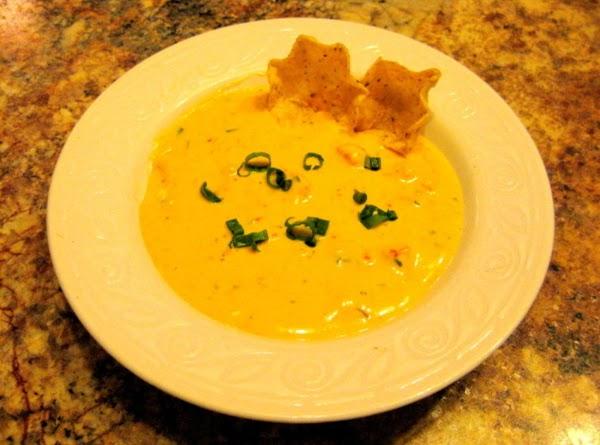 Cheesy Crawfish Dip Recipe