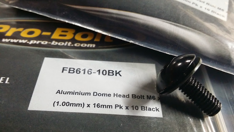 Buell 1125R Motorcycle Forum - Stock body fasteners    - BadWeB