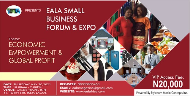 Eala presents the best of Small Business Forum And Expo