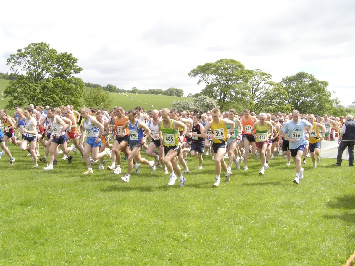 Raby Castle 2006
