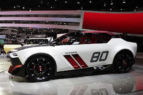 Nissan IDx Nismo Side