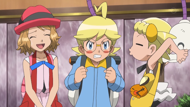 clemont is single
