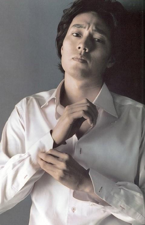 So Ji-sub Korea Actor