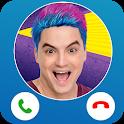 Felipe Neto App Fake Call icon