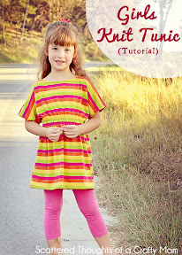 Tunic Top Tutorial