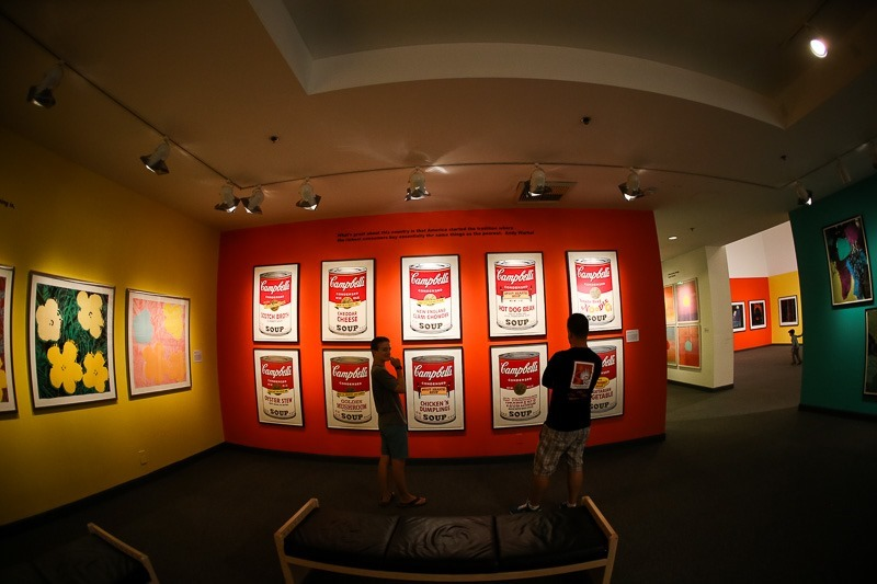 warhol at pepperdine-6