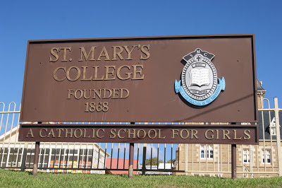 "In 1868 ""Mount St Mary's"" received its first pupils, including boys and boarders."