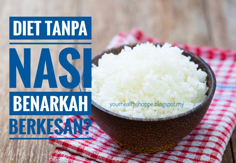 A WAHMpire's Diary: KESAN DIET TANPA NASI DI KALANGAN ...