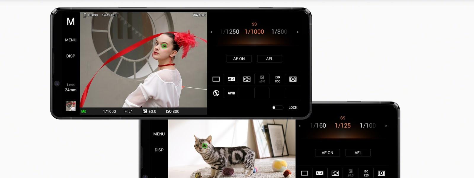 Sony Xperia 1ii อัพเดทใหม่รองรับการถ่าย Raw file ใน Photo Pro