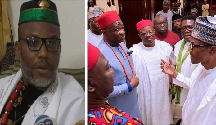 2023: Power is not given but taken - Nnamdi Kanu tells Igbo leaders struggling for presidency