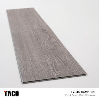 Vinyl Taco 5mm TV-502 Hampton