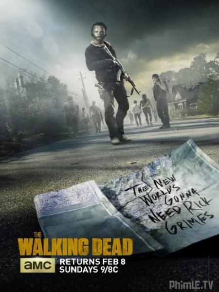 Phim Xác Sống 6 - The Walking Dead (season 6) - VietSub