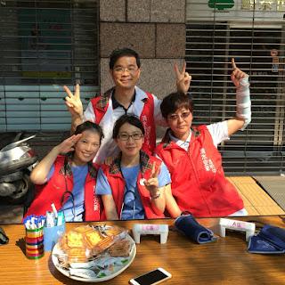 20160416 安新醫療團之鐵漢柔情
