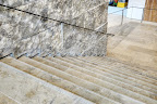 Algonquin Staircase and with skin cut Algonquin panels