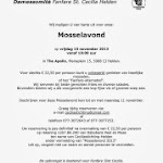 2013-11- 15 Mosselavond