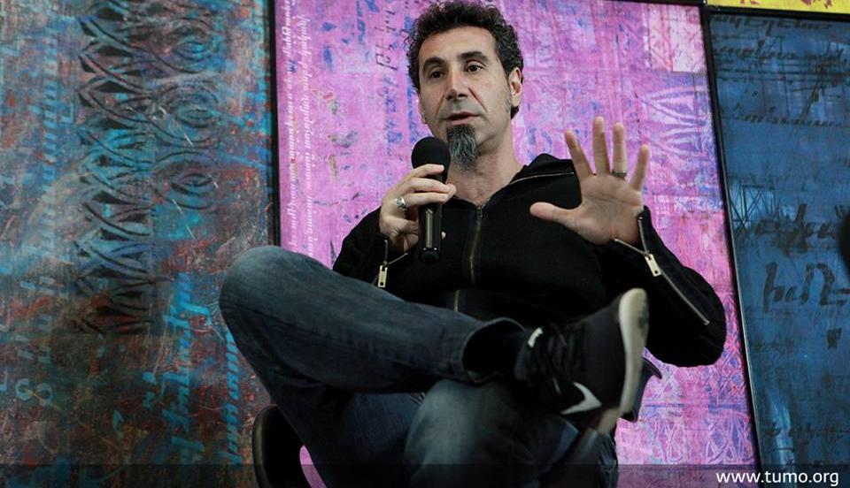 Serj Tankian: 'O show na Armênia foi uma experiência especial e única'