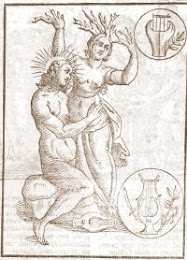 An Astrologial Image Of Bruno
