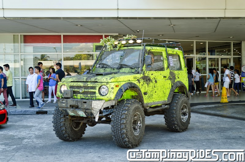 Neon Ninja Monster Suzuki Samurai Custom Pinoy Rides Car Photography Manila Philippines pic2