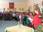 Zakończenie akcji Góra Grosza SP 17.12.2012 r.