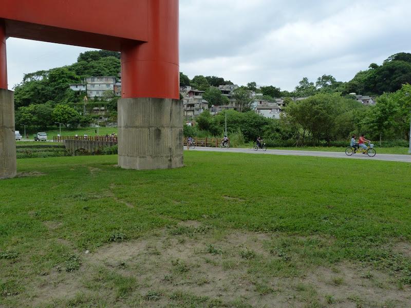 TAIWAN.Taipei TREASURE HILL Un mini quartier réhabilité à 10 mn a pied de gonguan MRT - P1020549.JPG