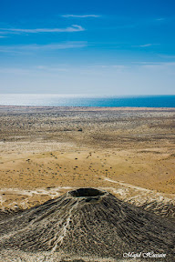 Mud Volcano, Balochistan