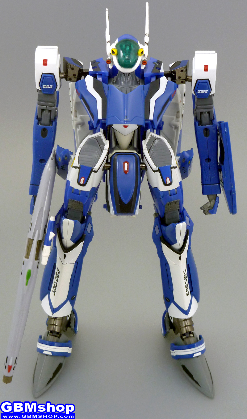 Macross Frontier YF-25 Prophecy Michael Blanc custom Battroid Mode