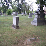 Mount Olivet Cemetery, Nashville, TN - Fannie Gleaves Lot