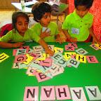 Name Alphabet Search (Sr.KG.) 6-4-2016