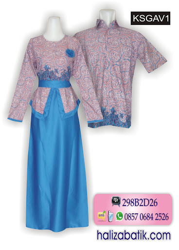 KSGAV1 Sarimbit Batik, Model Baju Batik Trend 2015, Baju Batik Murah, KSGAV1