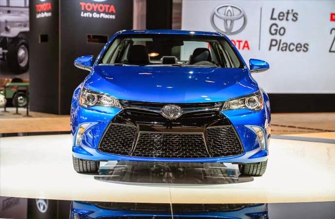 Hình ảnh Toyota Camry 2016 Special Edition
