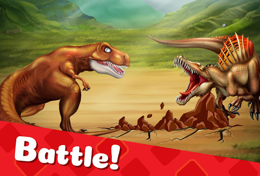 Download DINO WORLD - Jurassic dinosaur game 11.47 2