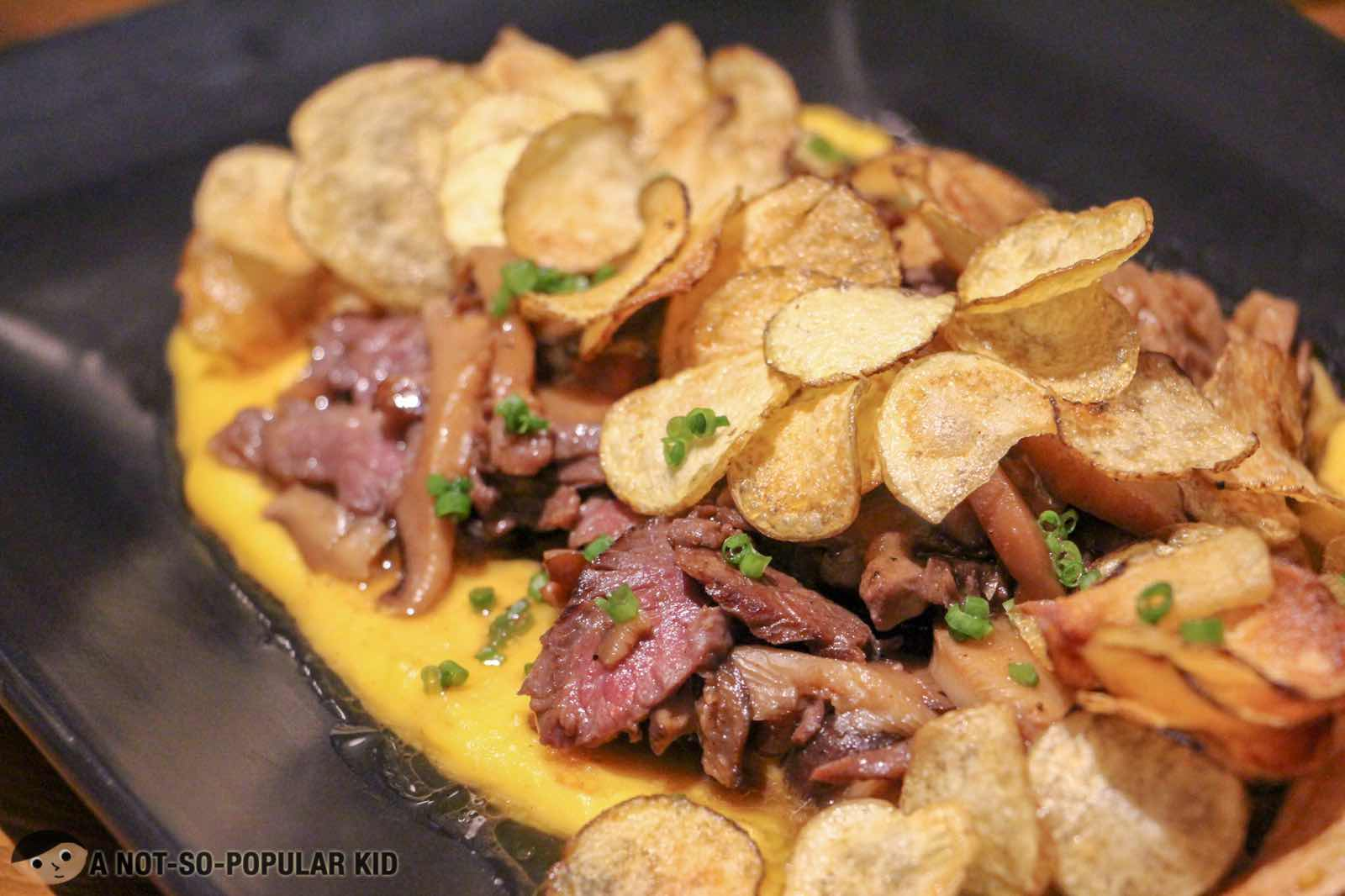 Ooma's Vibrant Modern Japanese Cuisine