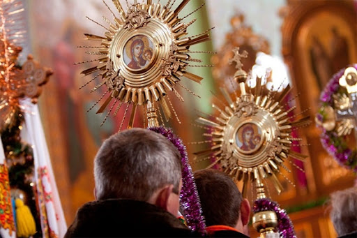 Liturgia divina. Natal nos Cárpatos