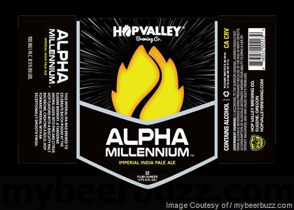 Hop Valley Alpha Millennium