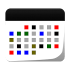 Crystal Calendar Widget icon