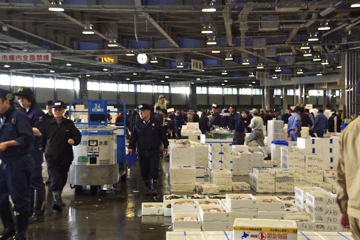 写真:札幌中央卸売市場