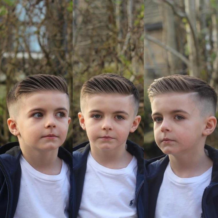 Modern children haircuts 2018-2019 fashionable kids! 2