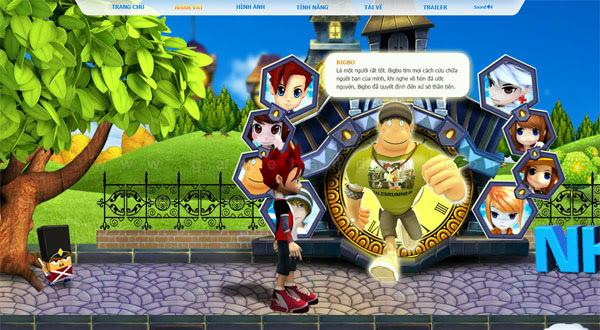 Trang giới thiệu GoGoRun đã chính thức trình làng 4