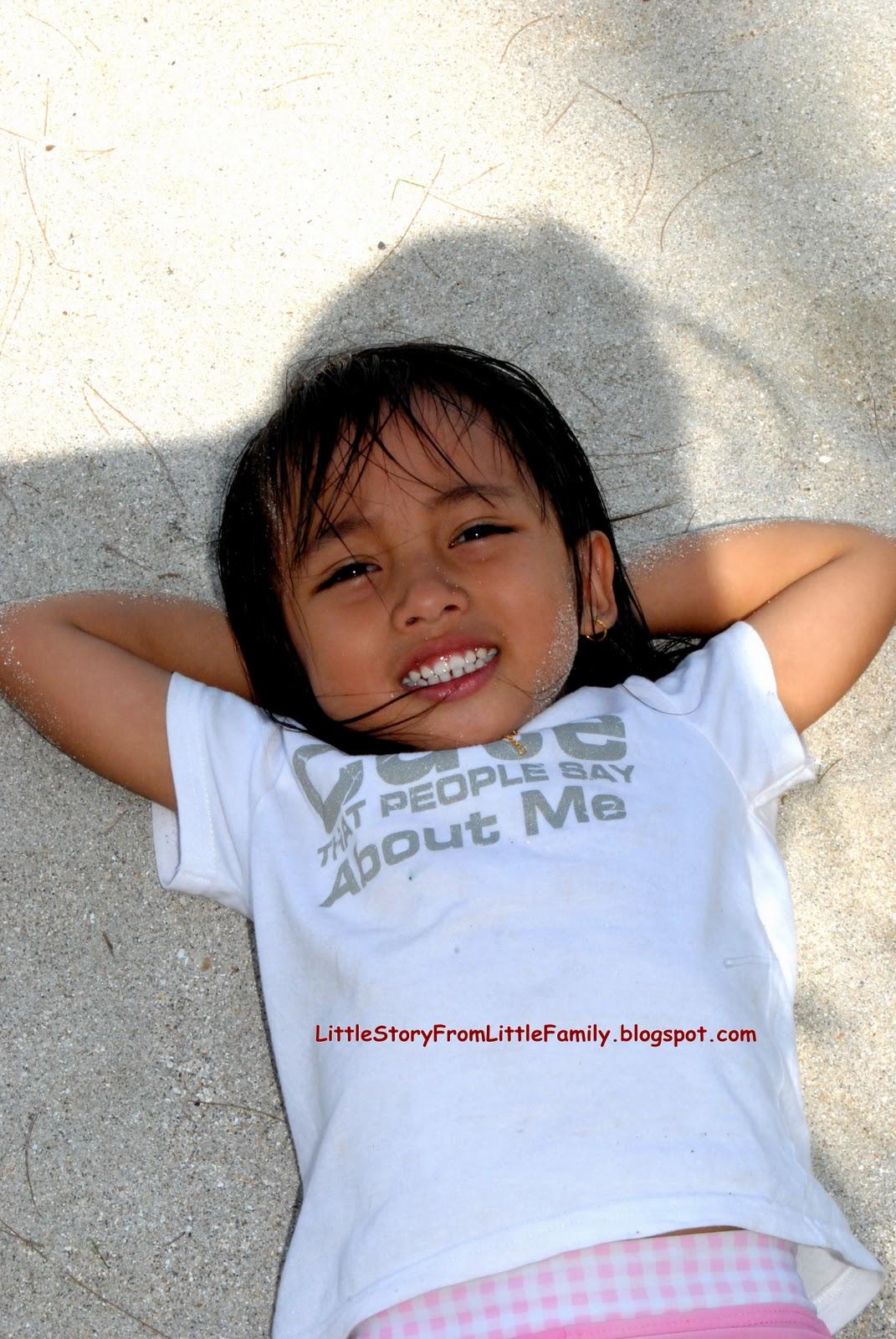 Pantang tengok budak baju putih kain biru - 3 8