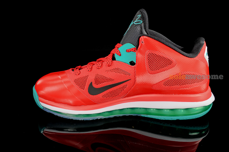 wholesale dealer 1419e 78f28 ... Nike LeBron 9 Low Liverpool 8211 Official Date amp New Photos ...