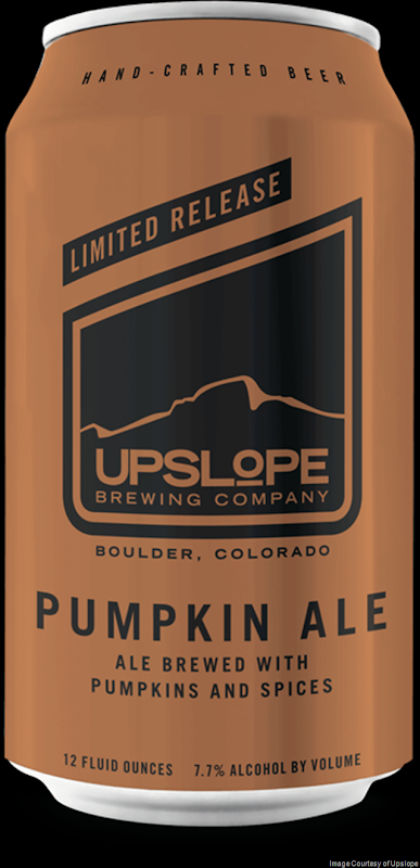 Upslope Brewing Releases '18 Pumpkin Ale, Blood Orange Saison, & More…