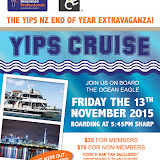 YIPs Cruise 2015 – NZ End-of-Year Extravaganza – in association with ACE